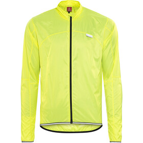 Löffler Windshell Bike Jacket Herre neon yellow